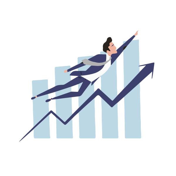 DAX: Positive Umsatzprognose für 2018