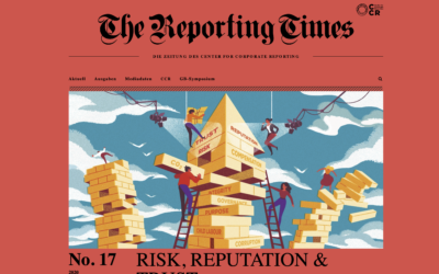 Reporting Times № 17: «Risk, Reputation & Trust»